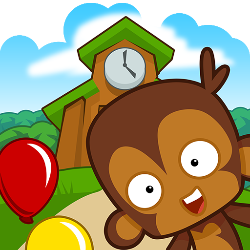 Bloons Monkey City APK MOD