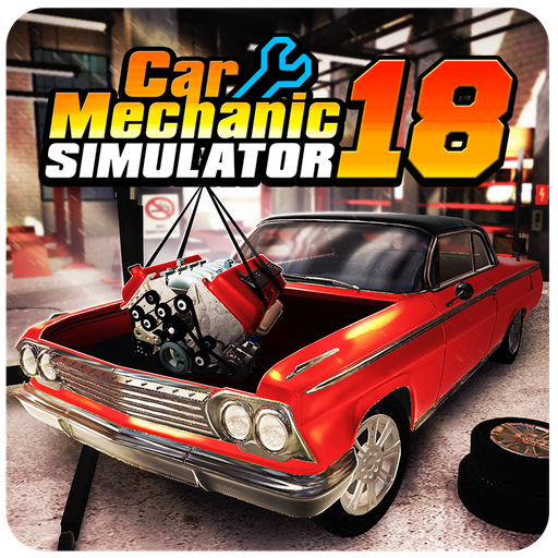 Car Mechanic Simulator 18 APK MOD