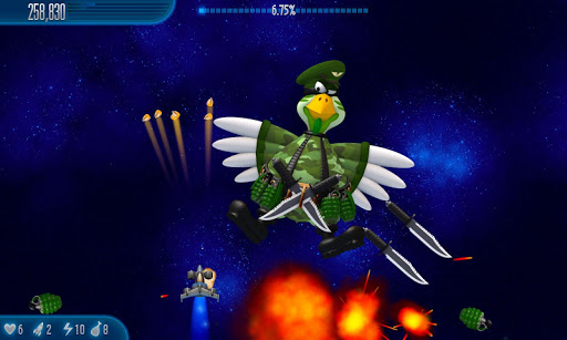 Chicken Invaders 5 screenshots 1