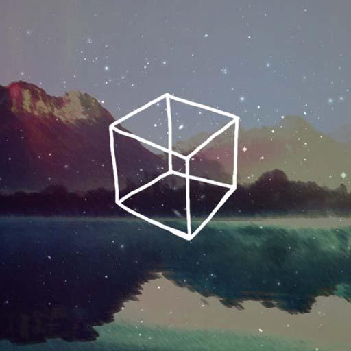 Cube Escape The Lake APK MOD