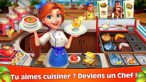 Cuisine en Folie – Dlicieuse Aventure screenshots 1