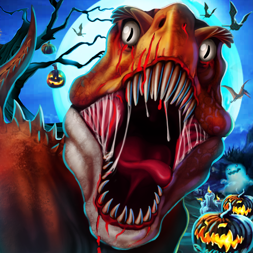 DINO WORLD – Jurassic dinosaur game APK MOD