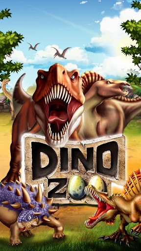 DINO WORLD – Jurassic dinosaur game screenshots 1