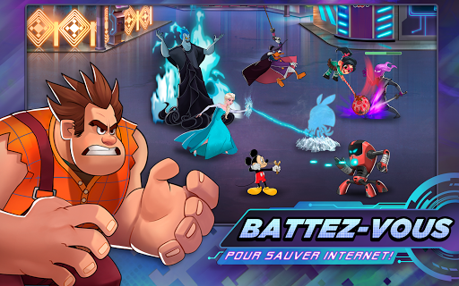 Disney Heroes Battle Mode screenshots 1