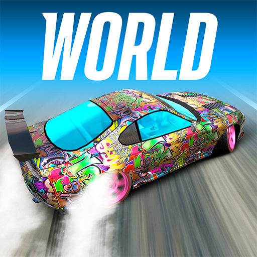 Drift Max World – Jeu de course avec drapages APK MOD