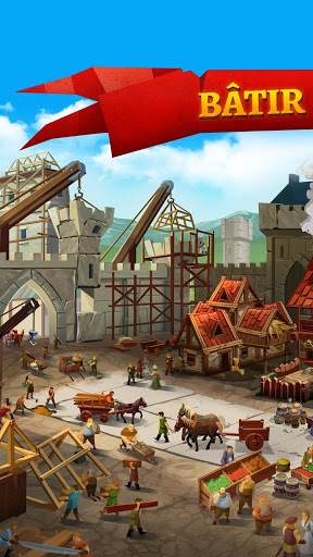 Empire Four Kingdoms Medieval Strategy MMO screenshots 1
