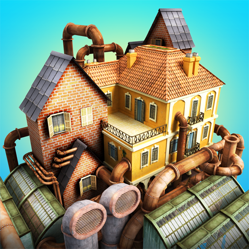 Escape Machine City APK MOD