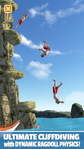Flip Diving screenshots 1