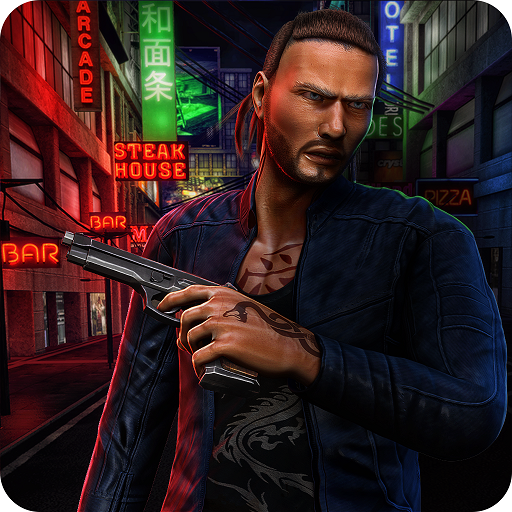 Grand City Battle Jeux de vol dautomobile APK MOD