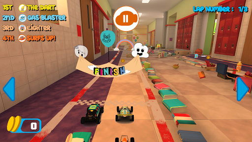 Gumball Racing screenshots 1