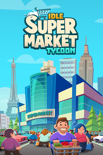 Idle Supermarket Tycoon – Jeu de gestion screenshots 1