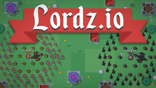 Lordz.io – Real Time Strategy Multiplayer IO Game screenshots 1