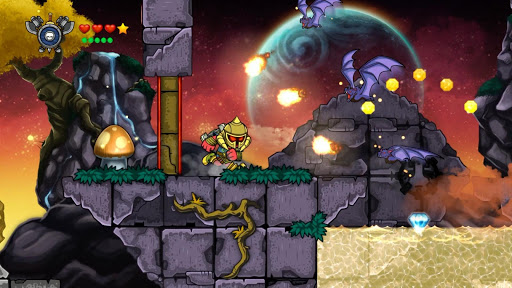 Magic Rampage screenshots 1
