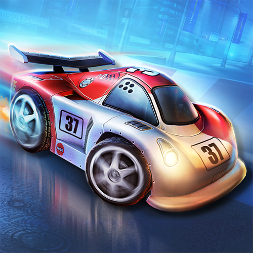 Mini Motor Racing WRT APK MOD