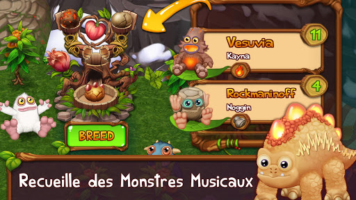 My Singing Monsters Dawn of Fire screenshots 1