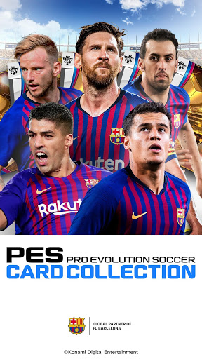 PES CARD COLLECTION screenshots 1