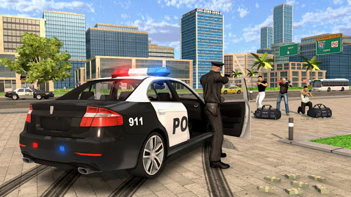 Police Car Chase – Cop Simulator screenshots 1