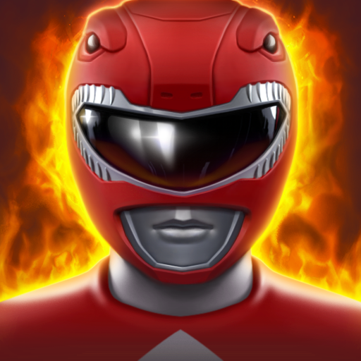 Power Rangers All Stars APK MOD