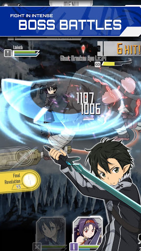 SWORD ART ONLINEMemory Defrag screenshots 1