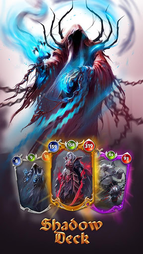 Shadow Deck Heroes Card Battle games CCG screenshots 1