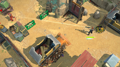 Space Marshals 2 screenshots 1
