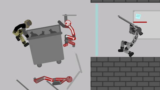 Stickman Backflip Killer 5 screenshots 1