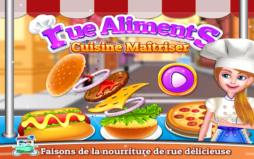 Street Food – Cooking Game screenshots 1