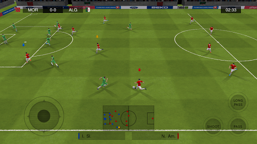 TASO 19 Football screenshots 1