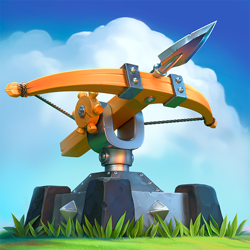 Toy Defense Fantasy Tower Defense Game APK MOD
