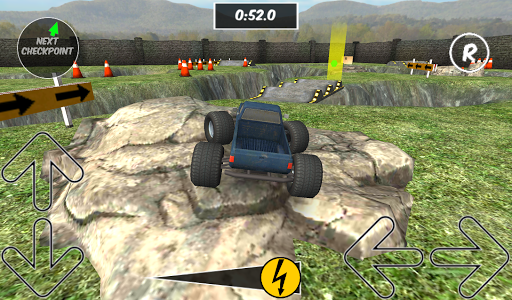 Toy Truck Rally 3D screenshots 1
