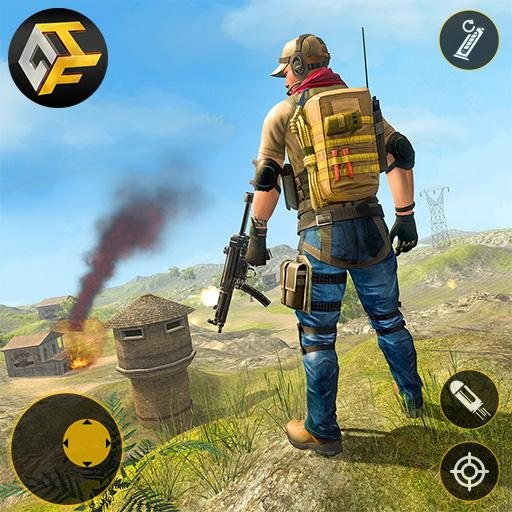 Battleground Fire Free Shooting Games 2019 APK MOD