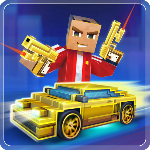 Block City Wars Pixel Shooter with Battle Royale APK MOD