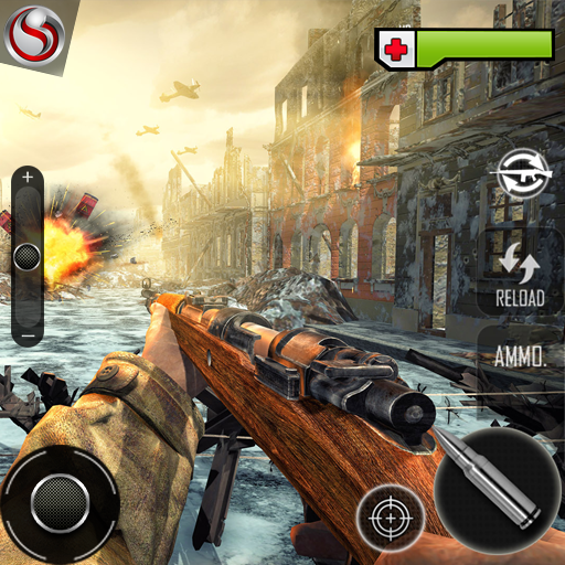 Call for War – New Sniper FPS Shooting Game APK MOD