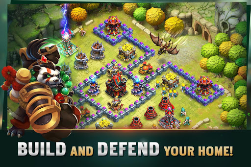 Clash of Lords 2 Guild Castle screenshots 1
