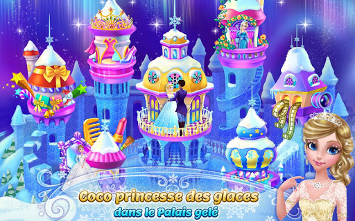 Coco Princesse des glaces screenshots 1