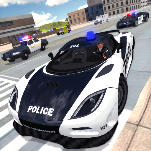Cop Duty Police Car Simulator APK MOD