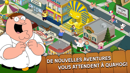 Family Guy A la recherche screenshots 1