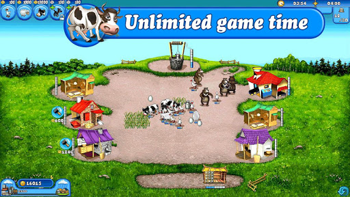Farm Frenzy Free Time management game screenshots 1