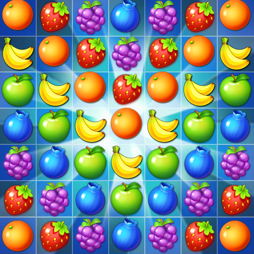 Fruits Forest Rainbow Apple APK MOD