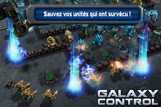 Galaxy Control Stratgie 3D screenshots 1