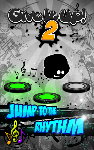 Give It Up 2 – free music jump game screenshots 1