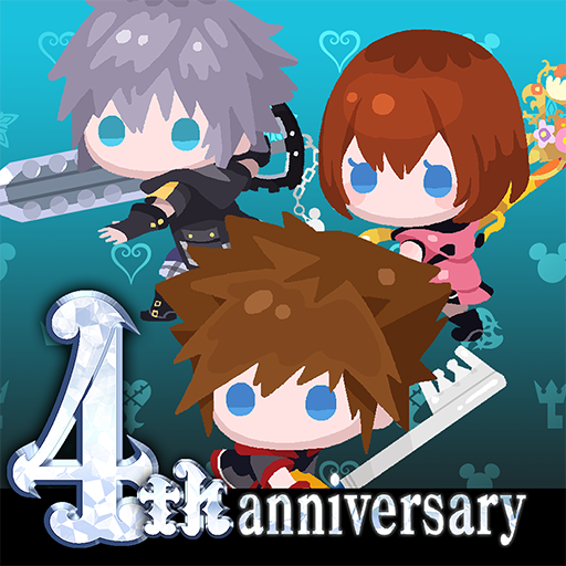 KINGDOM HEARTS Union Cross APK MOD