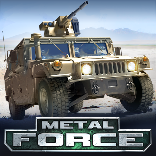 Metal Force PvP action darne de tir en ligne APK MOD