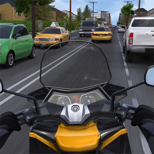 Moto Traffic Race 2 Multiplayer APK MOD