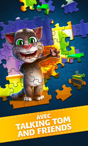 Puzzles Jigty screenshots 1