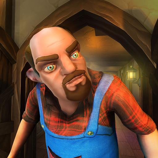 Scary Neighbor 3D APK MOD