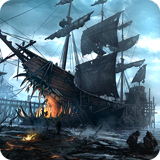 Ships of Battle Age of Pirates APK MOD
