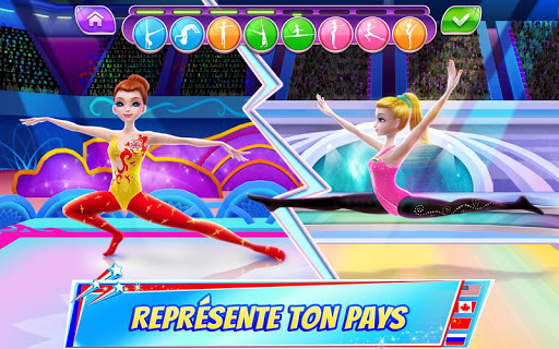 Superstar de gymnastique – Danse jusqu lor screenshots 1