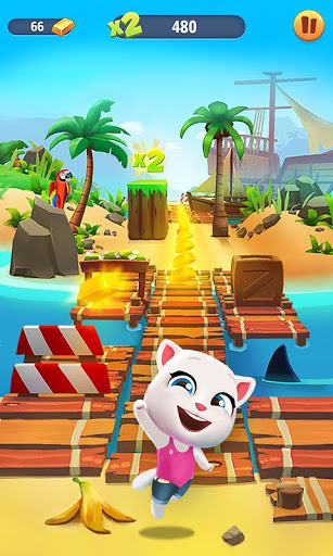 Talking Tom Course lor screenshots 1