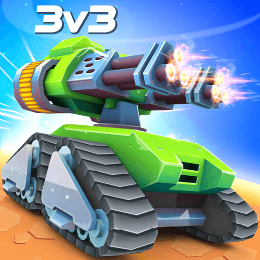 Tanks A Lot – Realtime Multiplayer Battle Arena APK MOD